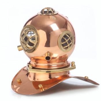 Медный шлем водолаза
